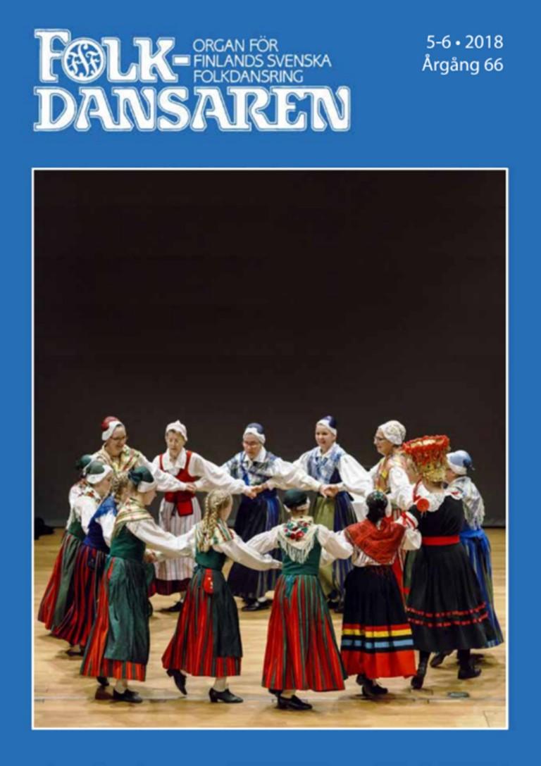 Folkdansaren Årgång 66, 5-6 – 2018