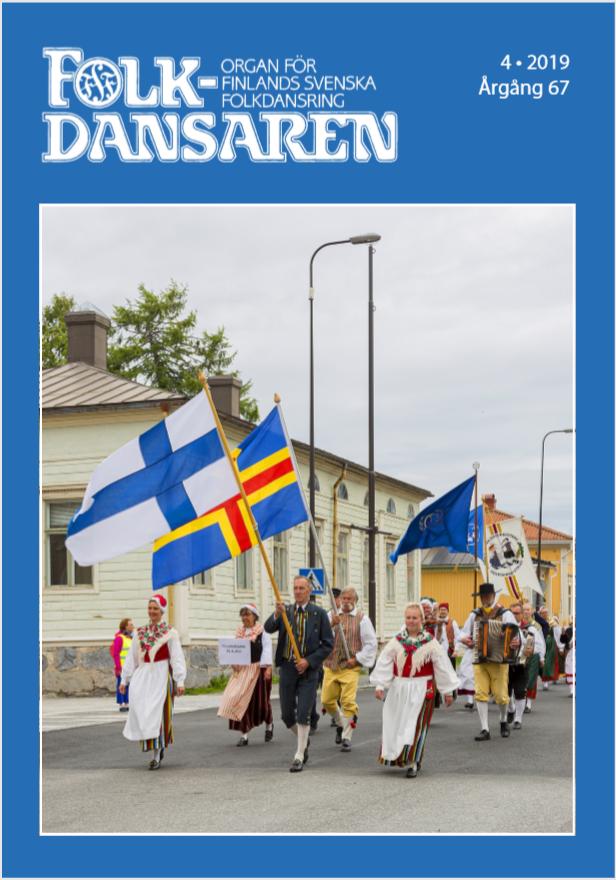 Folkdansaren Årgång 67, 4 – 2019