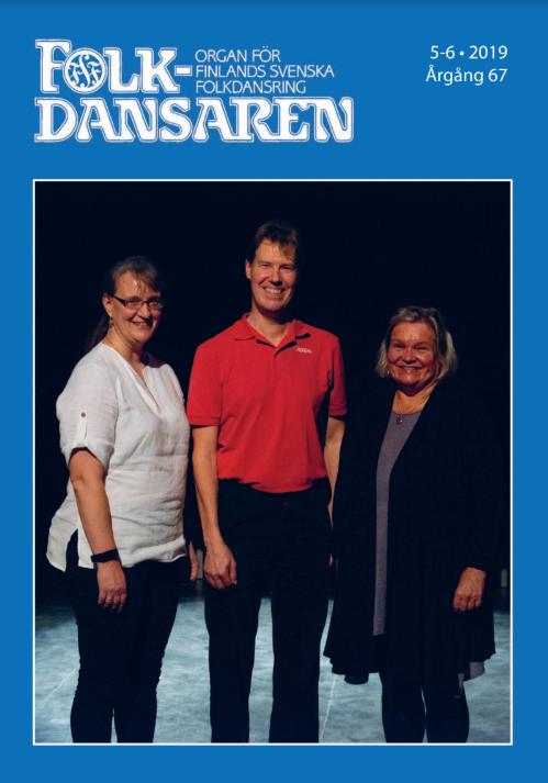 Folkdansaren Årgång 67, 5-6 – 2019