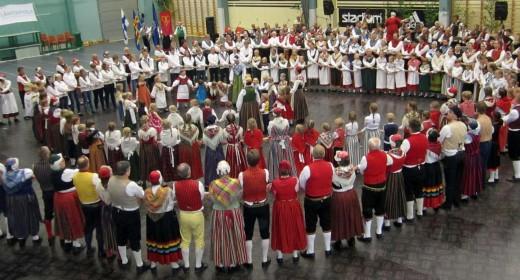 SamStämt i Pargas avslutning 2013