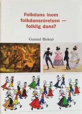 Folkdans inom folkdansrörelsen