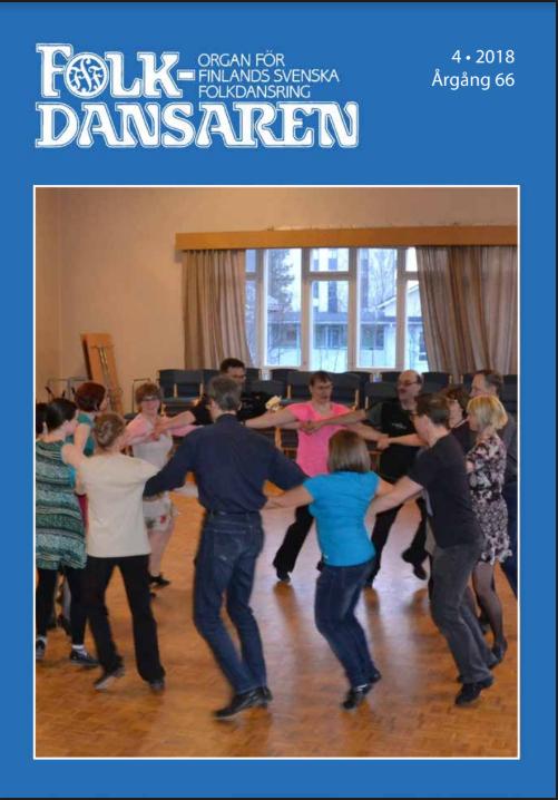 Folkdansaren Årgång 66, 4 – 2018
